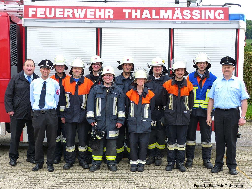 Feuerwehr Thalmassing
